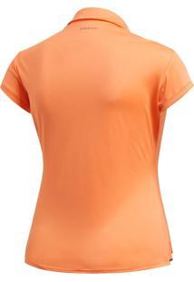 Camisetas Adidas Club 3 Str Laranja - Tricae