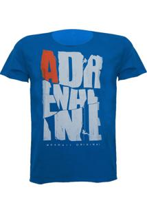Camiseta Mormaii Landscape - Masculino-Azul