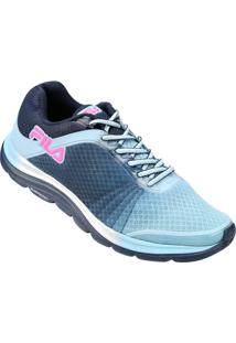 4e85d771a Tênis Azul Marinho Fila feminino