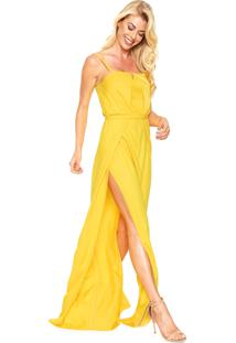 Vestido amarelo u2 feminino gostei e agora dafiti vestido tufi duek longo alas amarelo thecheapjerseys Choice Image