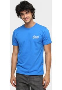 Camiseta Oakley Mod O- Leg - Masculino