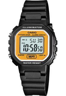 Relógio Casio La-20Wh-9Adf Preto