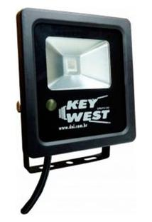 Refletor Rgb Led 10W Bivolt Key West