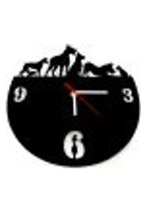 Relógio De Parede Decorativo - Modelo Dogs