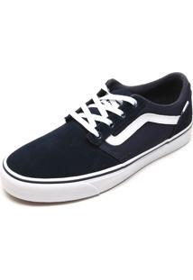 Tênis Vans Chapman Stripe Azul-Marinho
