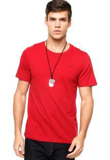 Camiseta Sommer Logo Vermelha