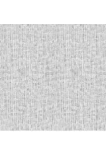 Papel De Parede Linho Cinza (950X52)