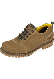 Sapato Beeton Walker403N Verde
