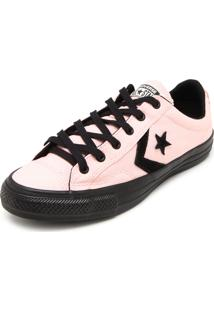 Tênis Converse Star Player Rosa