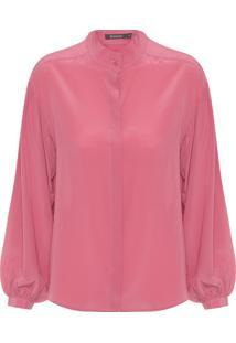 Camisa Feminina Trendy - Rosa