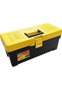 Caixa De Ferramentas Master Com Organizador 44X19X21Cm - 43804/217 - Tramontina - Tramontina