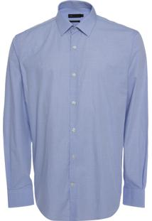 Camisa Vr Poás Azul