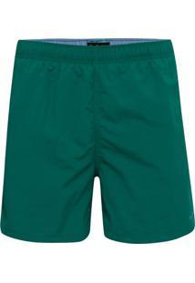 Shorts Nylon Verde