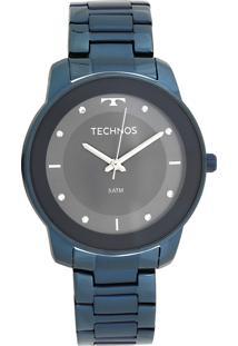 Relógio Technos 2036Mke/4A Azul