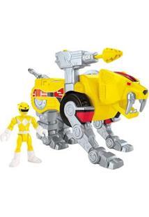 Imaginext Power Ranges Mattel Zord Rangers Triceratops