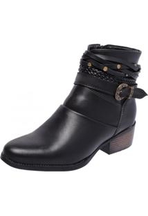 Bota Country Mega Boots 1328 Preto