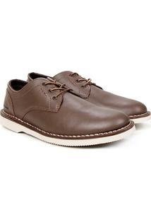 9ecfdf3c9 ... Sapato Casual Couro Kildare Filey - Masculino-Caramelo