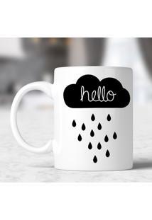 Caneca Hello Rain