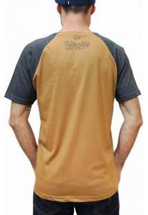Camiseta Outstanding Raglan - Feminino