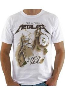 Camiseta Metal Ass - Masculina
