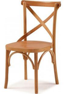 Cadeira Com Assento Anatômico 680-Monte Carlo - Imbuia