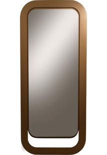 Espelho Cropped - Cristal Bisote Dourado