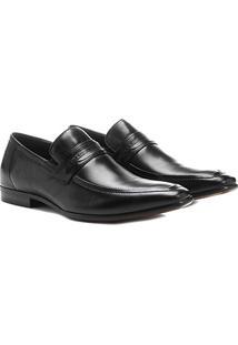 Sapato Social Couro Rafarillo Dubai Gravata - Masculino