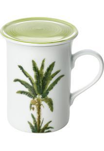 Caneca Schmidt - Dec. Palmeira