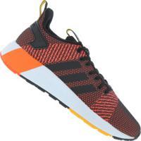 d3847f0ebec Tênis Adidas Questar Byd - Masculino - Preto Laranja Esc