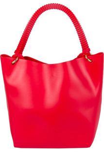 Bolsa Petite Jolie Box Bag Vermelho T Un