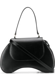 Simone Rocha Bean Shoulder Bag - Preto