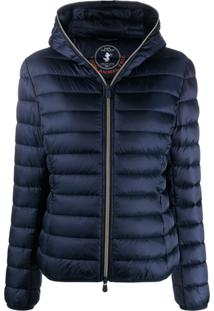 Save The Duck D3362 Wirisy00146 Padded Jacket - 00146 Blu
