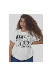 Camiseta Quimera Afronta Off White