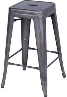 Banqueta Industrial Iron Bronze Media 67 Cm (Alt) - 33108 - Sun House