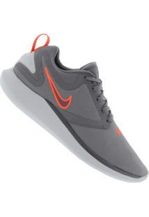 Tênis Nike Lunarsolo - Masculino - Cinza Escuro