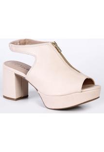 Sandália Feminina Open Boot Bebecê 5013553