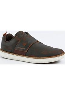 Tênis Masculino Casual West Coast 118646Sb