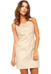 Vestido Calvin Klein Off White feminino   Shoelover afd4548bb0