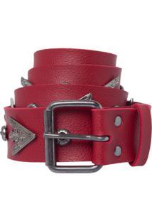 Cinto Dafiti Accessories Vermelho