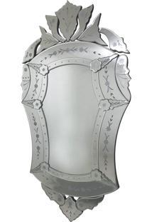 Espelho Decorativo Veneziano Lupia