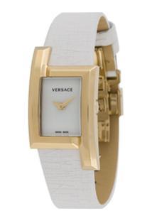 Versace Relógio Greca Icon - Branco