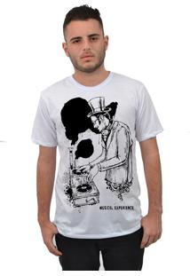 Camiseta Ramavi Musical Experience Branco