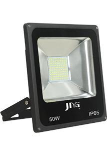 Refletor Jng Fl01 Led 50W 4500Lm 6500K