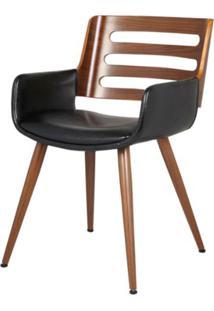 Cadeira Rute Cor Preta - 31694 - Sun House