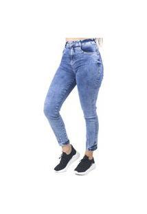 Calça Jeans Mom Midi Concept Feminina Biotipo