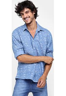 Camisa Forum Estampada - Masculino