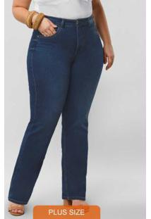 Calça Jeans Com Elastano Jeans