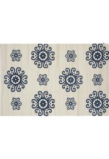 Tapete Kilim Rabat Dark Blue