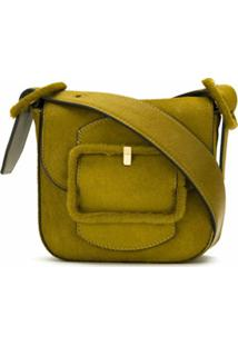 Tory Burch Bolsa Tiracolo Sawyer Mini - Verde