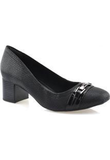 Sapato Feminino Salto Baixo Grosso Ramarim 1884104